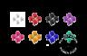 Металлические кнопки (гильзы)
