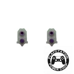 Силиконовые прокладки под триггеры для dualshock 4 v2