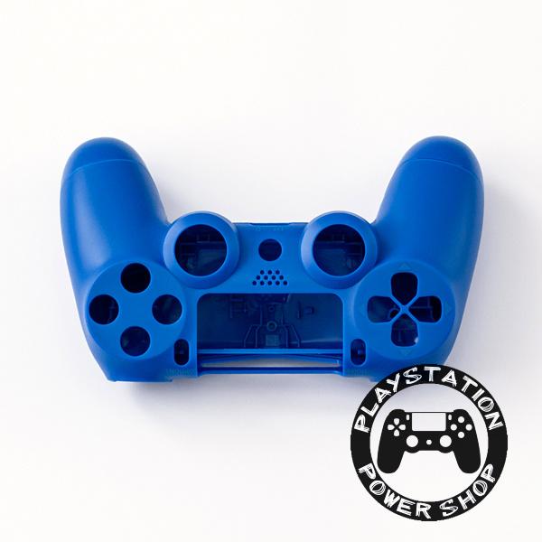 Матовый корпус (синий) для dualshock 4 v2