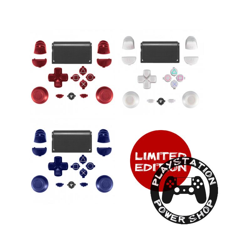 Набор лимитированных кнопок для dualshock 4 v2