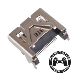 HDMI разъем для PS4 Slim/Pro