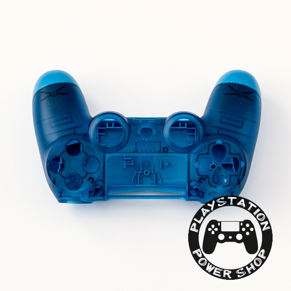 Матовый корпус Crystal Blue для dualshock 4 v2
