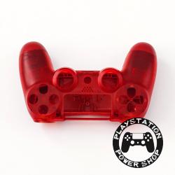 Матовый корпус Crystal Red для dualshock 4 v2