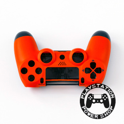 Матовый корпус Sunset Orange для dualshock 4 v2
