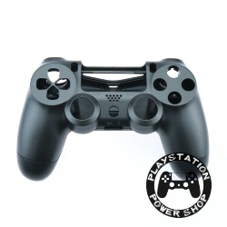 Матовый корпус Steel Black для dualshock 4 v2